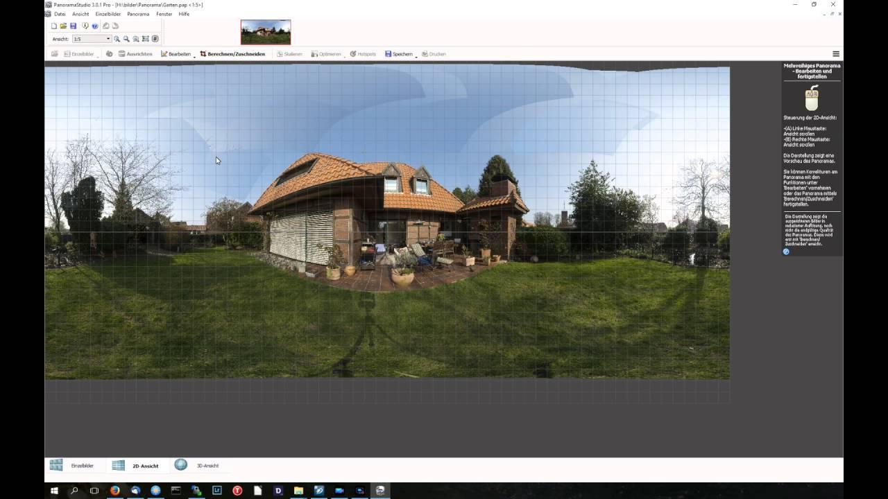 PanoramaStudio Pro 3.5.7.327 + Crack [ Latest ]